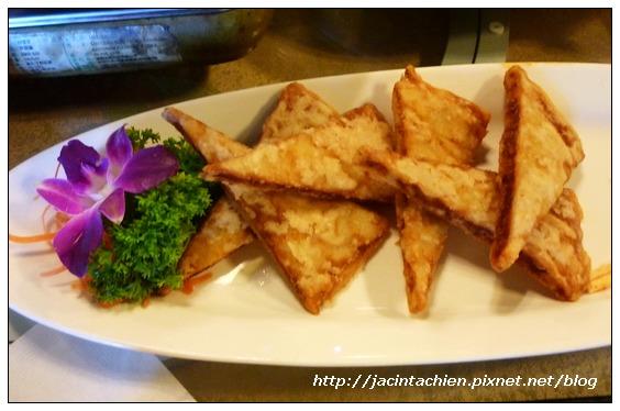 壹等賞觀景茶園-月亮蝦餅