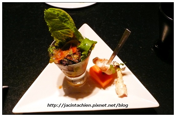 ikki/藝奇-鱈場蟹沙拉