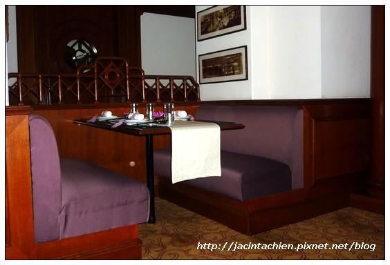 君悅飯店滬悅庭-沙發座位