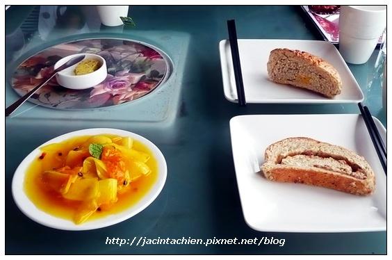 Tina廚房- 麵包前菜