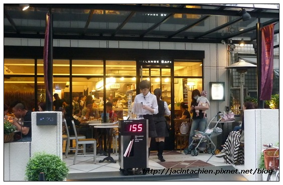 米朗琪咖啡館-門口