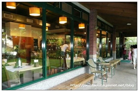 壹等賞觀景茶園-餐廳門口