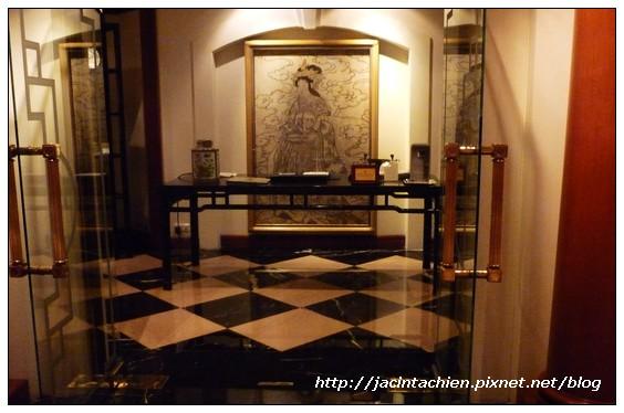 君悅飯店滬悅庭-入口處