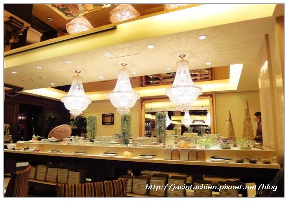 神旺伯品廊「品蟹季」晚餐-自助式吧檯區