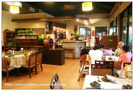壹等賞觀景茶園-餐廳內部