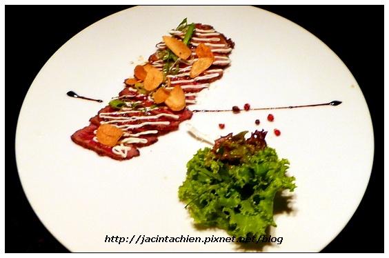 ikki/藝奇-生牛肉沙拉