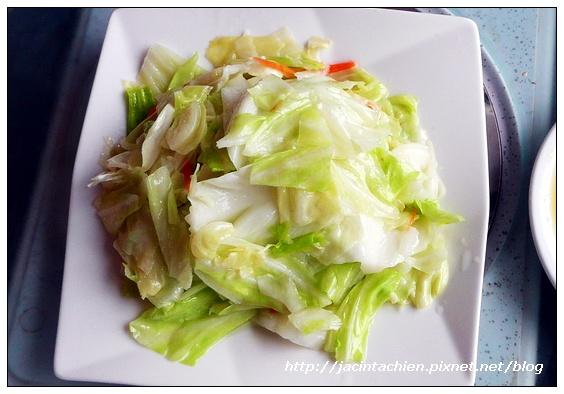 Tina廚房- 時蔬高麗菜