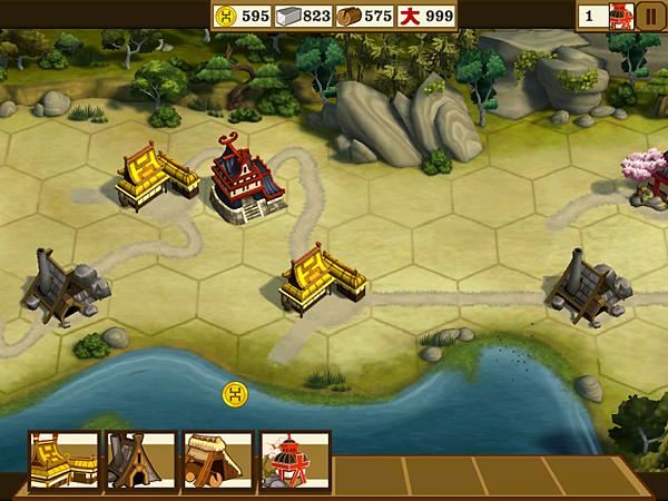萊行樂_iPad 遊戲推薦_全面戰爭 幕府將軍 003