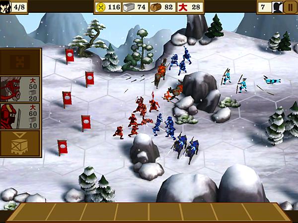 萊行樂_iPad 遊戲推薦_全面戰爭 幕府將軍 006