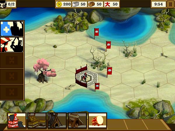 萊行樂_iPad 遊戲推薦_全面戰爭 幕府將軍 007