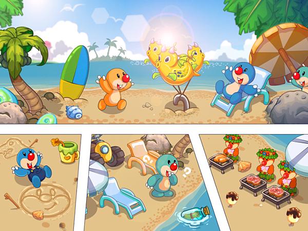 萊行樂 推薦iPad 遊戲_摩爾莊園002