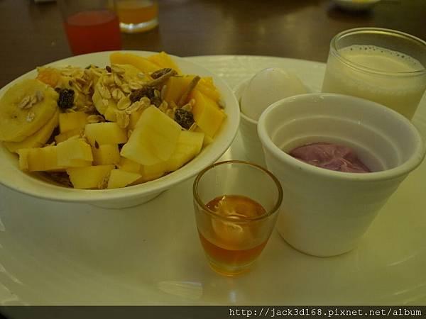 萊行樂_長灘島_asya premier 歐式早餐 Boracay