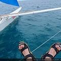 萊行樂_長灘島_夕陽風帆1 Boracay