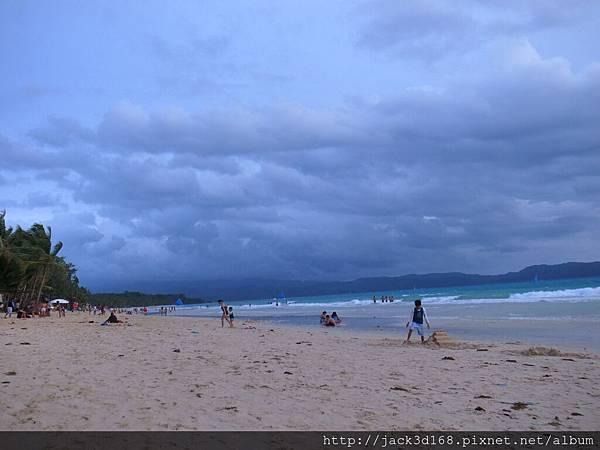 萊行樂_長灘島_沙灘2 Boracay