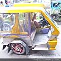 萊行樂_長灘島_三輪車 Boracay