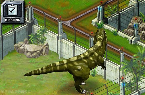 Carcharodontosaurus_鯊齒龍2_黑色辦公室