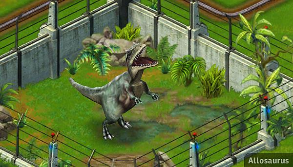 Allosaurus_異特龍3_黑色辦公室