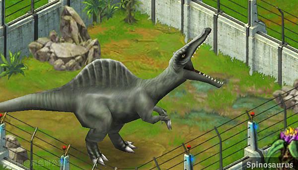Spinosaurus_棘龍2_黑色辦公室