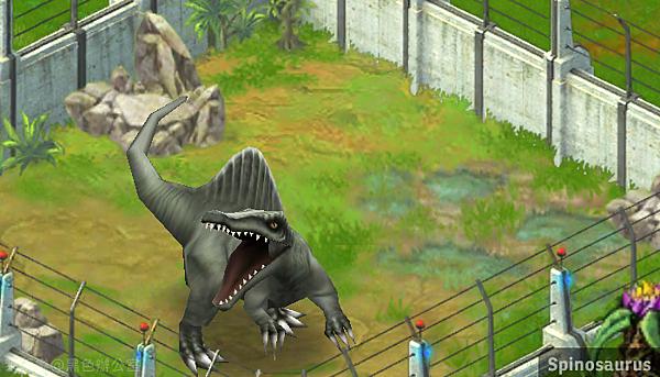 Spinosaurus_棘龍_黑色辦公室