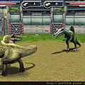 食肉恐龍之間的決鬥尤其殘酷