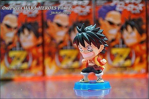 CHARA HEROES Film Z-01