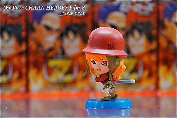 CHARA HEROES Film Z-03
