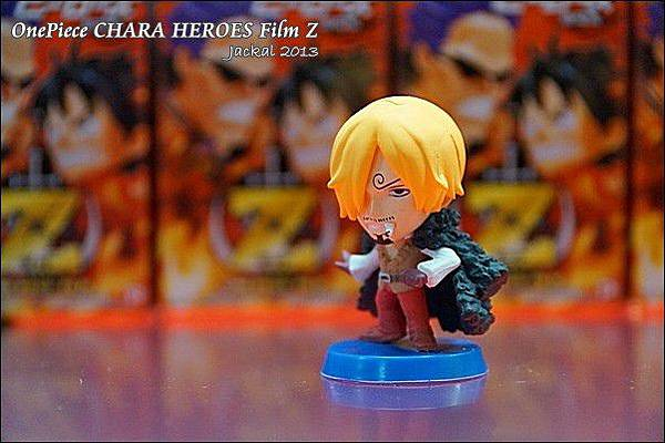 CHARA HEROES Film Z-05