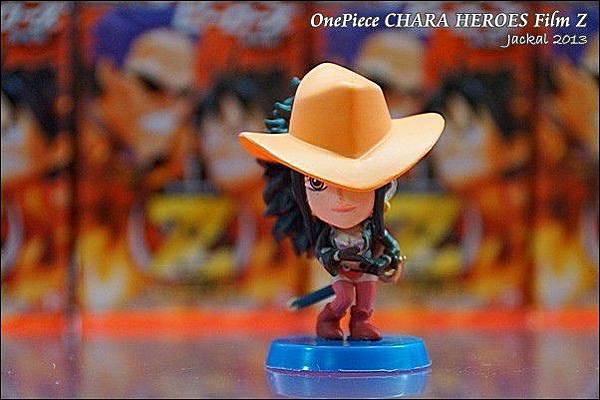 CHARA HEROES Film Z-07