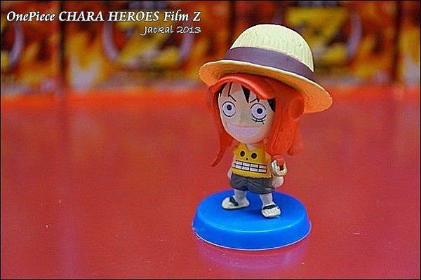 CHARA HEROES Film Z-10