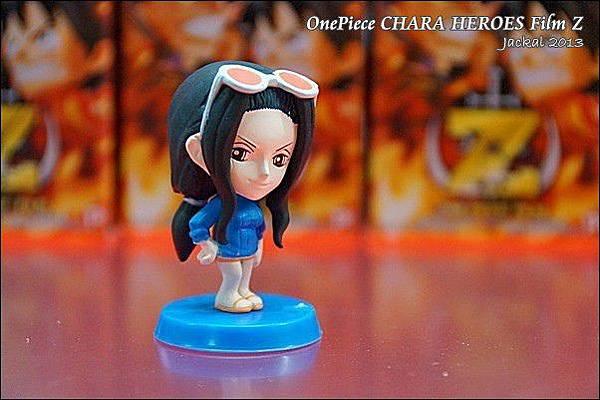 CHARA HEROES Film Z-16