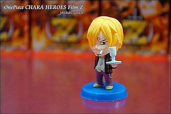 CHARA HEROES Film Z-14