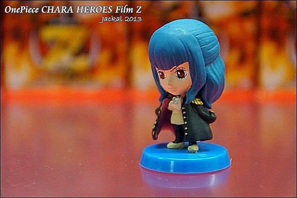 CHARA HEROES Film Z-21