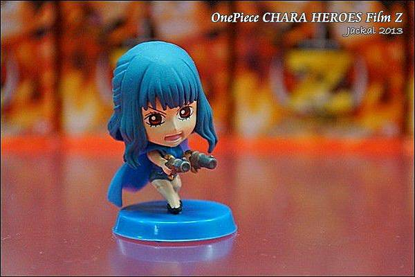 CHARA HEROES Film Z-22