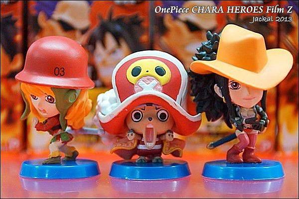 CHARA HEROES Film Z-25