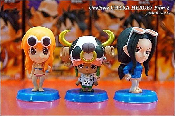 CHARA HEROES Film Z-28