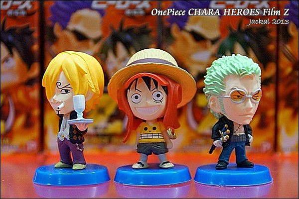 CHARA HEROES Film Z-27