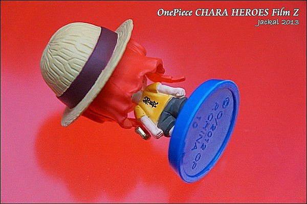 CHARA HEROES Film Z-33
