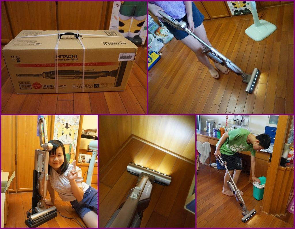01日本帶回來的禮物~HITACHI(日立)~直立式無線吸塵器~PV-BC500(20140625拍攝).jpg