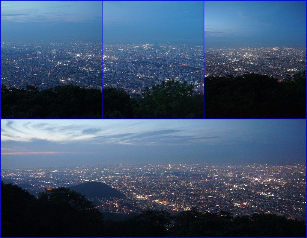 26眺望一整片鑽石般的札幌夜景.jpg