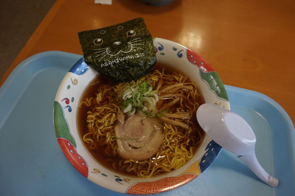 18午餐園區吃拉麵~海苔很有物動圖案~很特別.JPG
