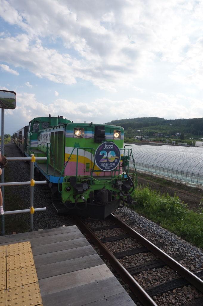24回程~搭慢車號(6號)~回到旭川車站.JPG