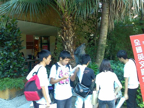 校園即景(二)