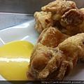 蜂蜜芥茉雞肉串