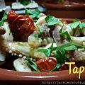 風乾蕃茄海鮮