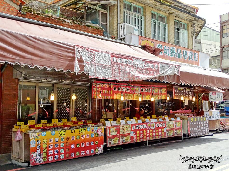 【新竹北埔景点】北埔老街-朴实道地的客家饮食文化+顶好小吃&隆源饼行伴手礼