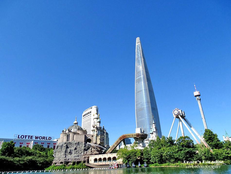韓國首爾必去-樂天世界攻略