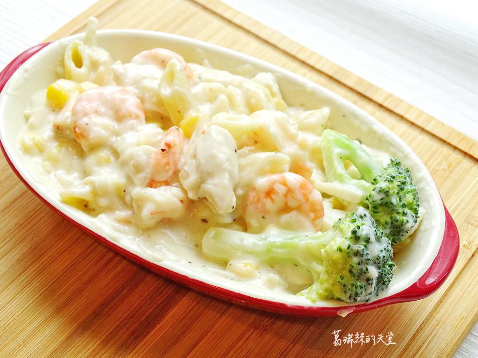 白醬做法-焗烤海鮮飯 (17).jpg