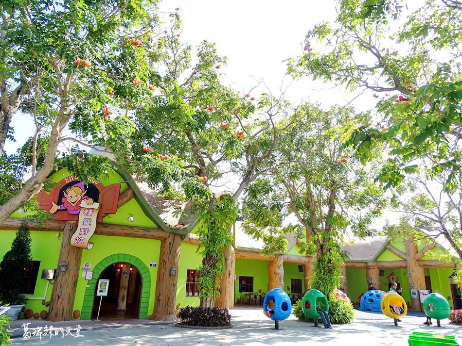 麗寶樂園渡假區 探索世界餐廳