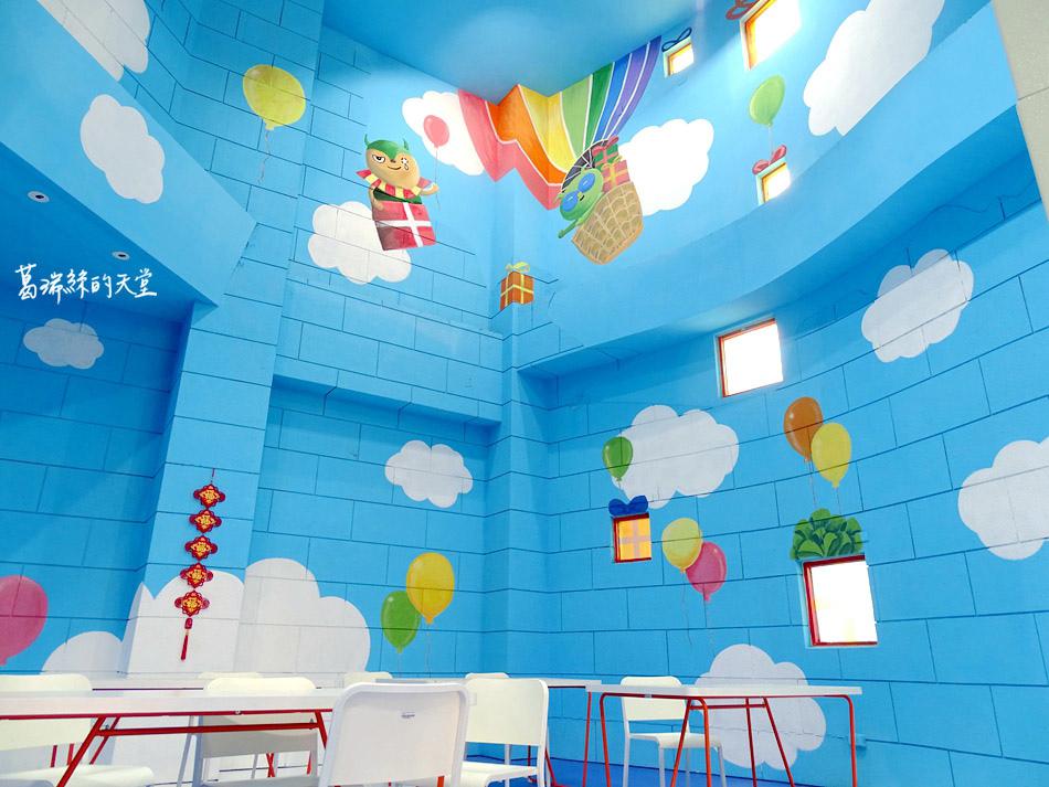 麗寶樂園渡假區 探索世界設施