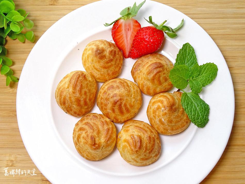 奶油泡芙做法-消耗鮮奶油食譜 (2).jpg